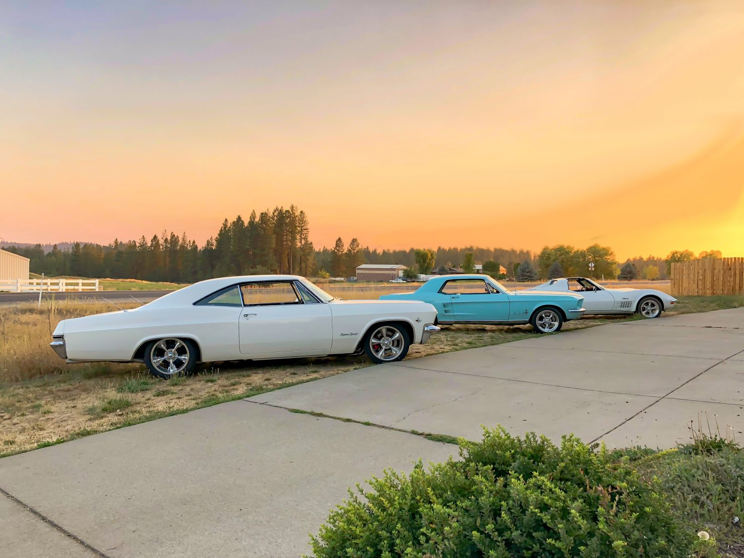 The Apple Doesn't Fall Far From The Tree With This Family Of Classic Car Enthusiasts