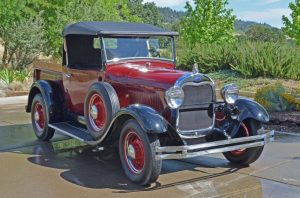 1929 Ford Model A Roadster $22,000 Negotiable