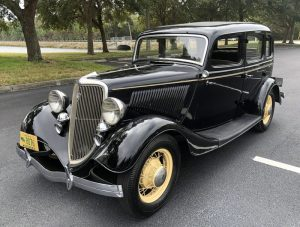 1934 Ford 4 door Sedan Deluxe $42,500 Negotiable