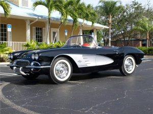 1961 Chevrolet Corvette $65,500 Negotiable