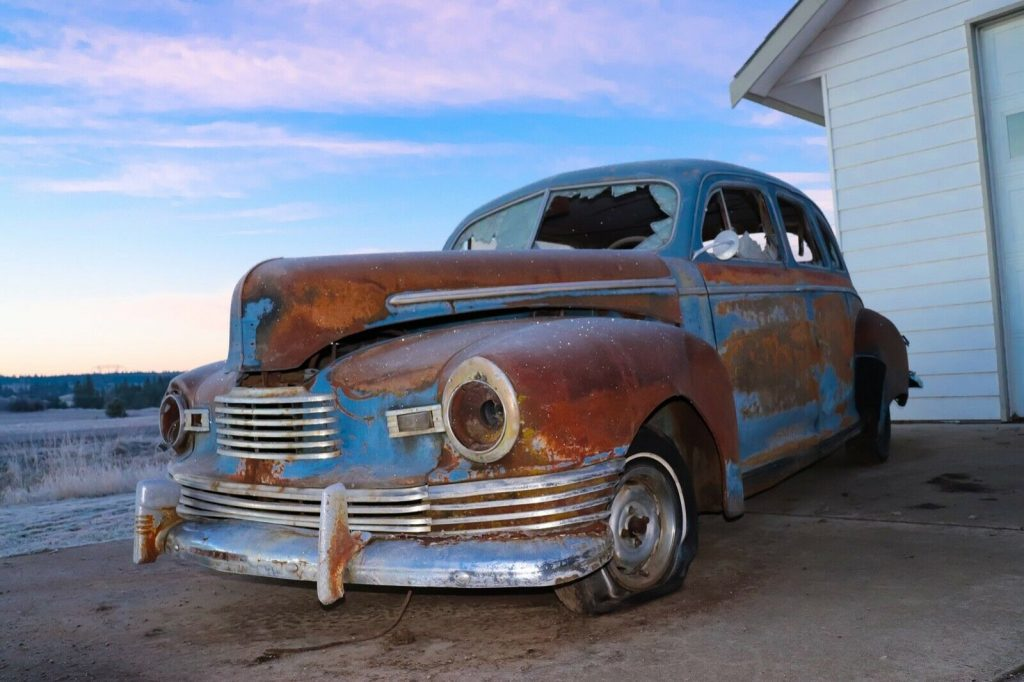 1946 Nash 600 Super – For Sale $1,500