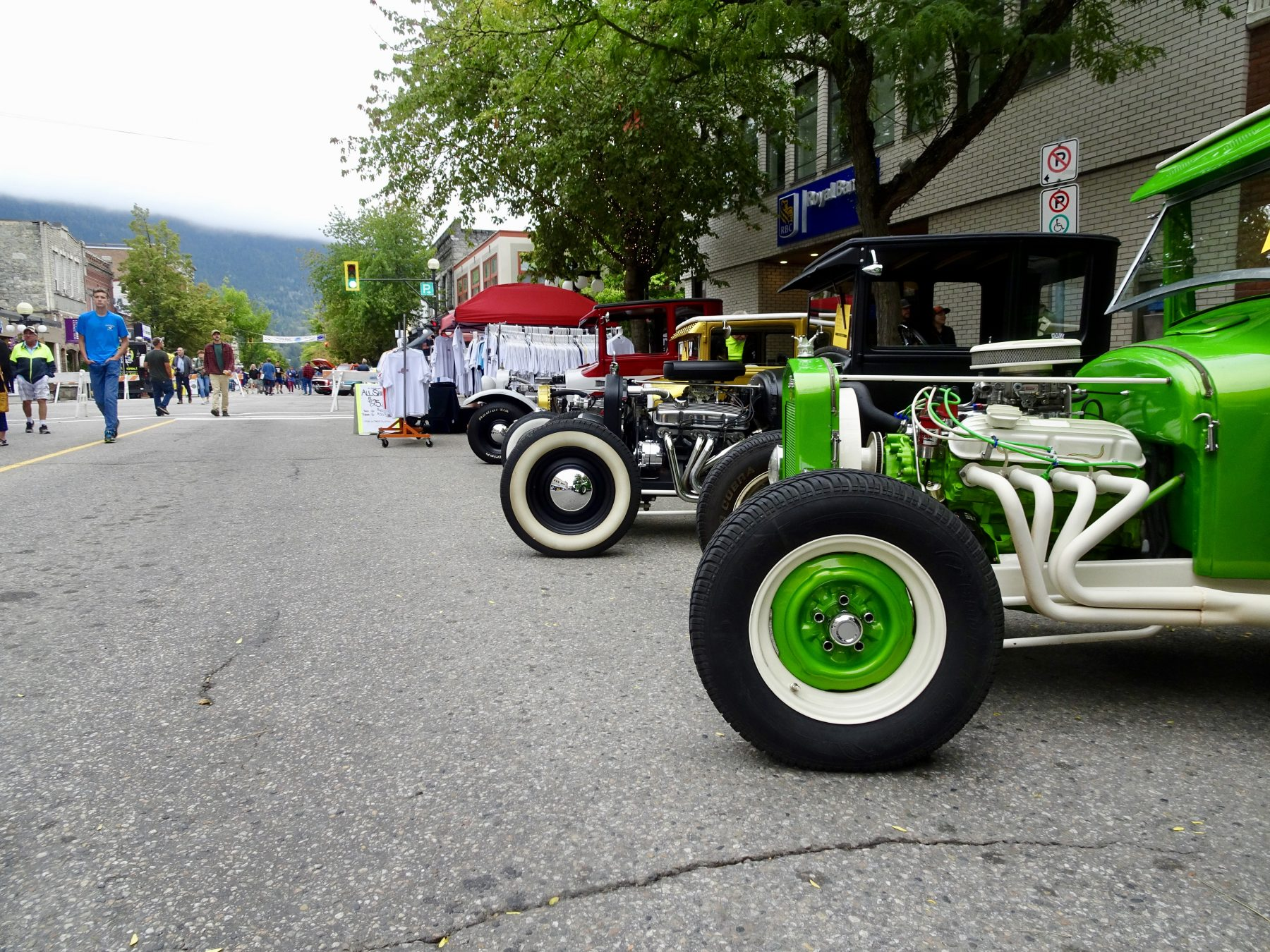 The 2019 Queen City Car Show in Nelson, BC Didn't Disappoint