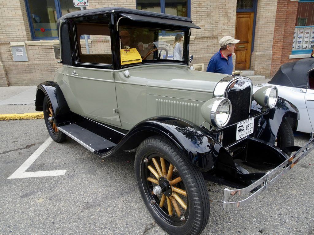 Ford Model T - Nelson Road Kings