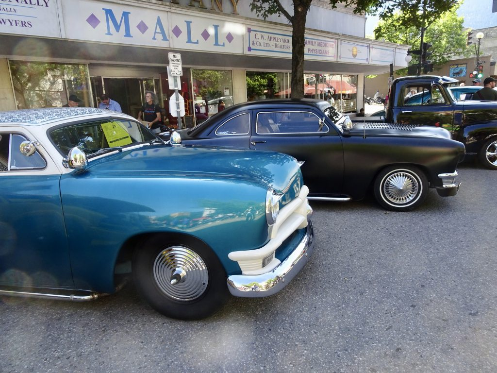 nelson road kings queen city car show 2019