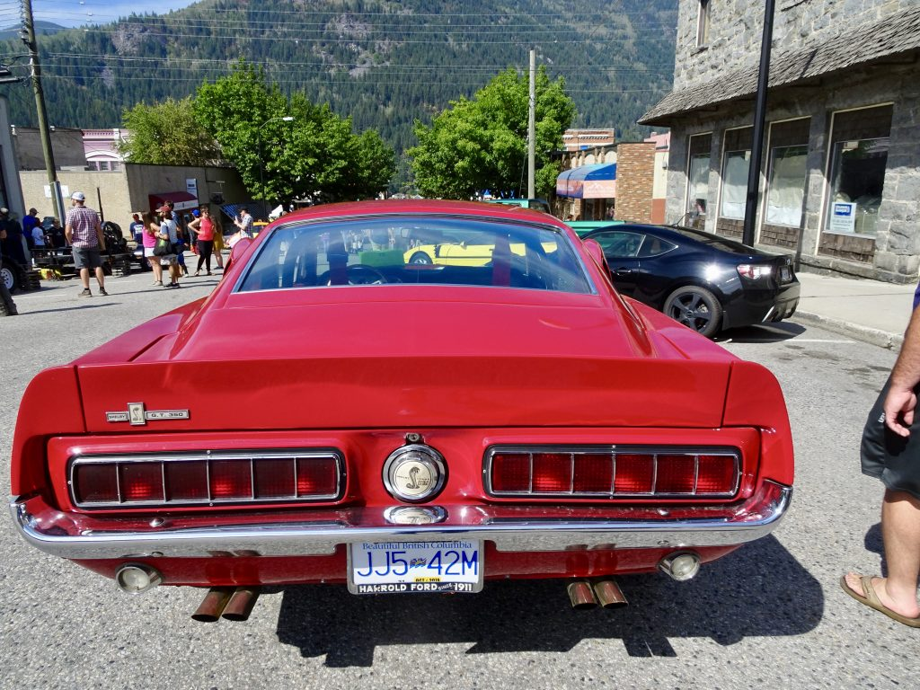 1967 Shelby GT350 - Nelson, Canada