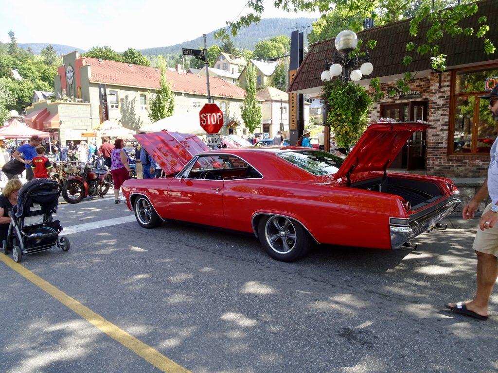 1965 Impala - Nelson Road Kings