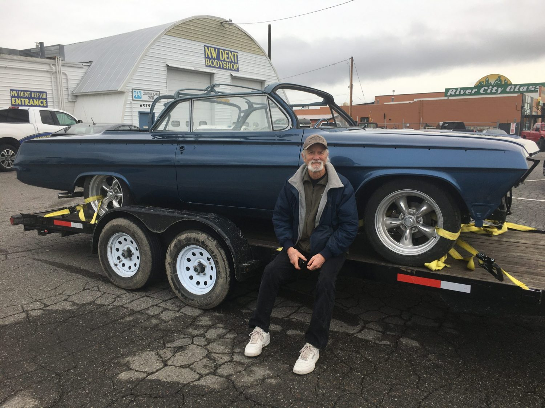 dad's 1962 Impala