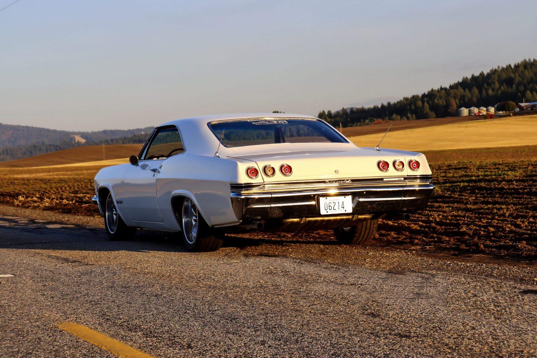 Nicks 65 Impala SS in Spokane