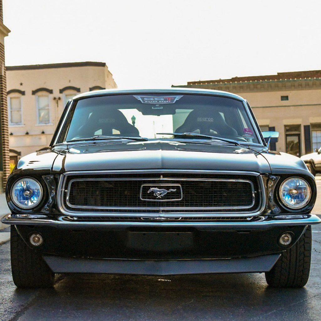 1968 Mustang Restomod